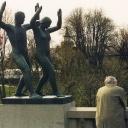 Скульптуры в городе-3