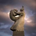 Памятники в городе Осло-8