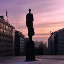 Памятники в городе Осло-2