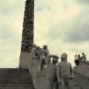 Памятники в городе Осло-0