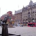 Скульптуры в городе-2