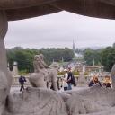 Скульптуры в городе-5