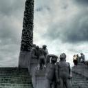 Памятники в городе Осло-9