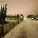 Скульптуры в городе-4